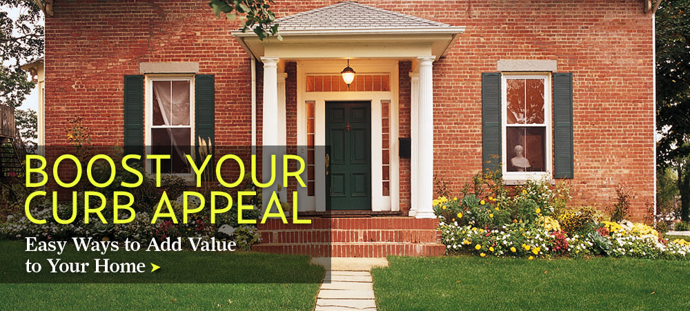 8 Ways To Give Your Home's Curb Appeal A Boost